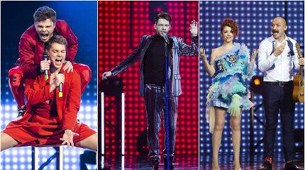 """""""120"""" apsiskelbė """"Eurovizijos"""" atrankos nugalėtojais, bet komisija nuleido ant žemės – skyrė 0 balų"""