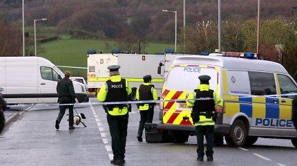 Šiaurės Airijoje viešoje vietoje vidury dienos nusišlapinęs lietuvis turės susimokėti