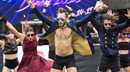 Baltijos šokio platforma: ryškiausios Lietuvos, Latvijos ir Estijos premjeros Vilniuje