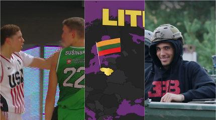 Ballų šou – linksmybės su tanku Lietuvoje ir muštynės su LKL žaidėju