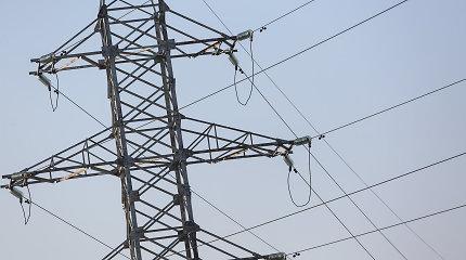 Dėl atkeliavusios vėsos rugsėjį elektros vartota daugiau, bet jos kaina žemėjo