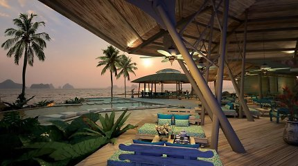 Madingiausia Tailando sala Koh Yao Noi – mažasis Tailando Balis