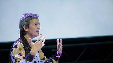 "Margrethe Vestager: ""Nord Stream 2"" Europai nebūtinas"