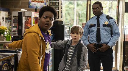 """Filmo """"Geri berniukai"""" kūrėjai: """"Čia sudėjome kiekvieno dvylikamečio berniuko siaubą"""""""