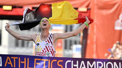 Europos čempionato maratone krito 24 metų senumo rekordas, lietuvis – 20-as