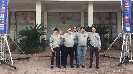 Europos šachmatų klubų taurėje – solidus Lietuvos čempionų pasirodymas