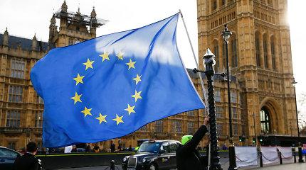 Europos Parlamento rinkimuose balsuok patogiai