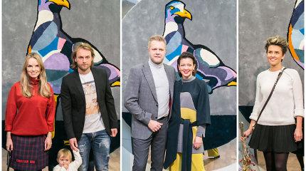 """Menininkė Agnė Kišonaitė atidarė savo pirmą kilimų parodą """"Paukščiai"""": įkvėpė tėvas"""