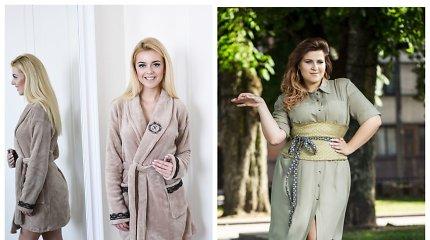 """""""Fashion Bazaar"""" mados mugėje pirmąkart dalyvaus Justina Stambrauskaitė ir Erika Vitulskienė"""