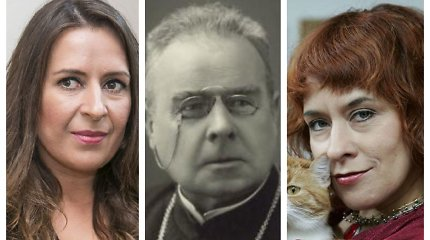 Testas MAX prenumeratoriams: ar pažinsite žymiausius lietuvių rašytojus iš jų nuotraukų?