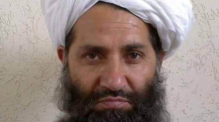 Talibano lyderis: ugnies nutraukimo greitu laiku nebus