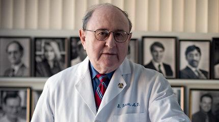 JAV mirė lietuvių kilmės Nobelio Taikos premijos laureatas