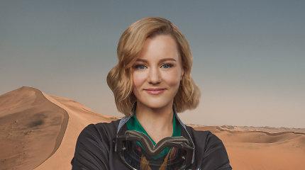"""Sporto žinių vedėja Asta Žukaitė: """"Svajoju tapti moterų ekipažo Dakaro ralyje nare"""""""