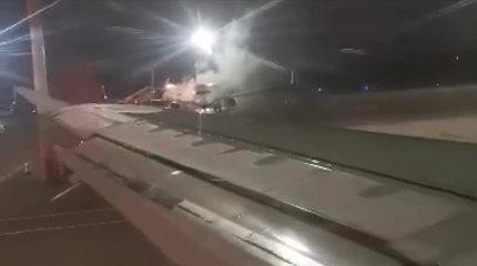 Oro uoste pamatę tokį vaizdą nepanikuokite – tai ne gaisras