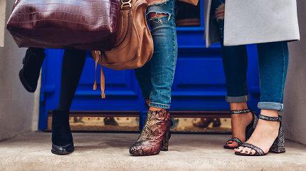 Madingiausių pavasarinių batų 5-ukas