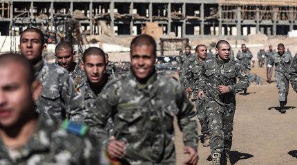Kairas: per reidus Sinajuje nukautas 21 džihadistas
