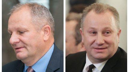 Nesutapo pažiūros: broliai Komskiai tapo konkurentais savivaldos rinkimuose