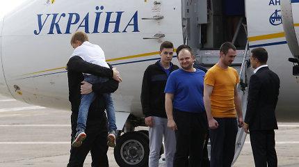 Po apsikeitimo kaliniais: ar pagaliau įmanoma užbaigti karą Rytų Ukrainoje?