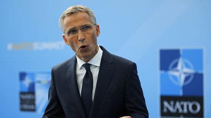 """""""Sputnik Lietuva"""" NATO vadovą cituoja praleisdama Rusijai nepalankius žodžius"""