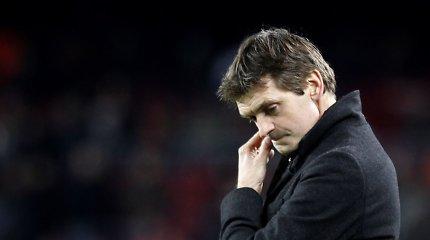 """""""Barcelona"""" klubo treneris 45-erių Tito Vilanova mirė po skubios operacijos"""