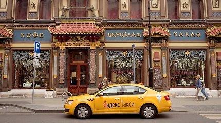 """""""Yandex. Taxi"""" partneriai: nuo naujai įsteigtų iki ilgametę patirtį turinčių įmonių"""
