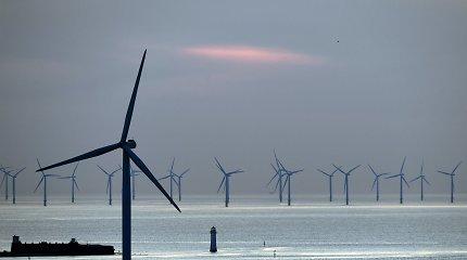 Lietuva ir Flandrija stiprins bendradarbiavimą žaliosios energetikos srityje