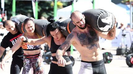 Praūžė su trenksmu: Olimpinėje dienoje Panevėžyje pagerintas lankomumo rekordas