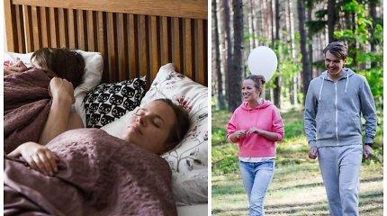 """""""Lietuviškų svingerių"""" aktorė G.Glemžaitė: """"Yra svarbesnių problemų, nei kas su kuo ir kaip miega"""""""