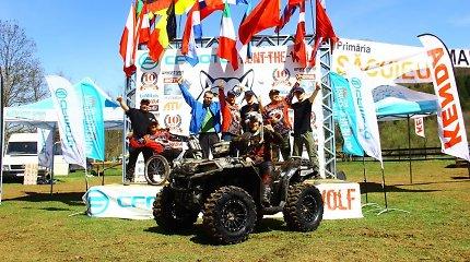 """""""Vilko medžioklę"""" Transilvanijoje sėkmingai baigė penki lietuviai, trys iš jų – ant podiumo"""