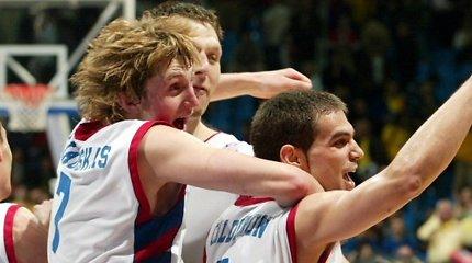 Lygiai prieš 15 metų – Maco šou Eurolygos pusfinalyje, sensacingai parklupdęs CSKA