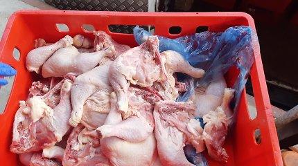 FNTT krėtė mėsos pardavėjus Jonavoje ir Klaipėdoje: nešvarios ir patalpos, ir buhalterija