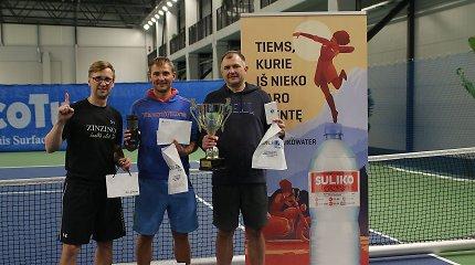 """Gruodžio 1 dieną teniso mėgėjai kviečiami į """"BLITZ"""" turnyrą Kaune"""