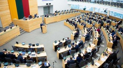 Seimas – už atlygį pranešėjams apie konkurencijos ribojimus