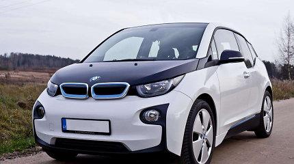 Naują puslapį BMW istorijoje atvertęs automobilis – elektrinis i3