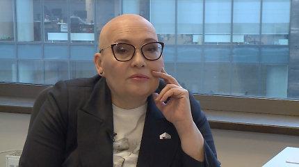 """Aušra Maldeikienė apie kovą su onkologine liga: """"Gavau laiškų, kuriuose žmonės džiaugėsi, kad mirsiu"""""""