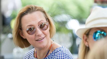 """TV laidų vedėja Giedrė Talmantienė: """"Mikės Pūkuotuko istorijas paskaitau iki šiol"""""""