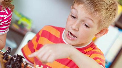 Kaip padėti vaikams atsiskleisti jų gabumams? Psichologės patarimai