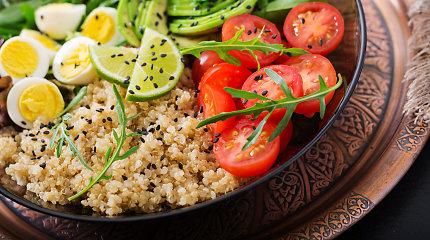 Grakštesnėms kūno linijoms: 14 maisto produktų, kurie efektyviai degina riebalus