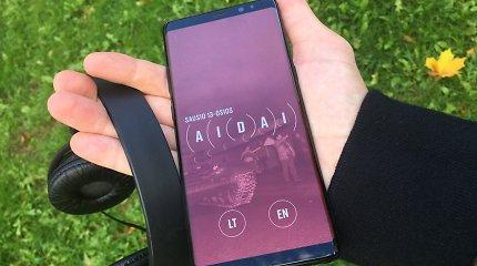 Autentiški Sausio 13-osios nakties garsai atgimė interaktyvioje audioekskursijoje
