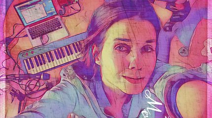 """Elektroninės muzikos prodiuserė Mexeny pristato klipą """"Sweeety"""": tai – jautri ir intymi daina"""