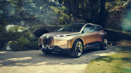 "Ateities automobilis – ""BMW Vision iNext"""