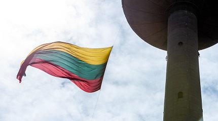 Lietuvos BVP augimas pirmąjį ketvirtį siekė 1 proc.