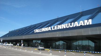 Estija: Talino oro uostas derasi su 25–30 oro linijų bendrovėmis dėl tiesioginių skrydžių