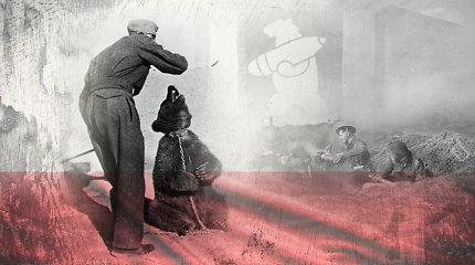 Ar žinai? Nepaprasta lokio-kario istorija Lenkijos kariuomenėje
