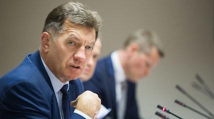 """""""Socdarbiečiai"""" ieško prezidento: galimu kandidatu įvardijo A.Butkevičių, politikas stebisi"""