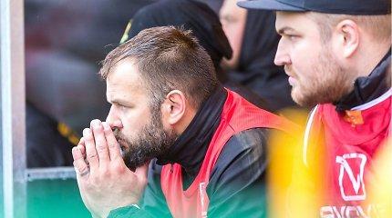 Regbininkas K.Navickas baigia karjerą ir jungiasi prie rinktinės trenerių štabo