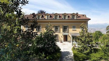 Cristiano Ronaldo Italijoje gyvens rūmuose su 200 kambarių