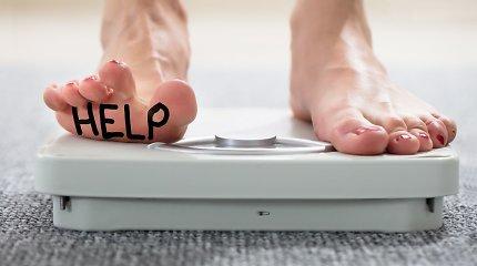 Nepavyksta numesti svorio? Gydytojas dietologas įvardijo galimas priežastis