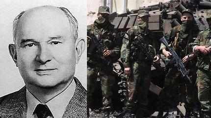 CŽV karūnos brangakmenis D.Poliakovas: išdavė SSRS, nes mylėjo Rusiją