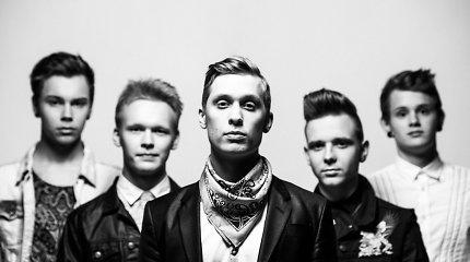 """Susipažinkite: Suomijai """"Eurovizijoje"""" atstovaus su """"Muse"""" ir """"30 Seconds to Mars"""" lyginami rokeriai """"Softengine"""""""